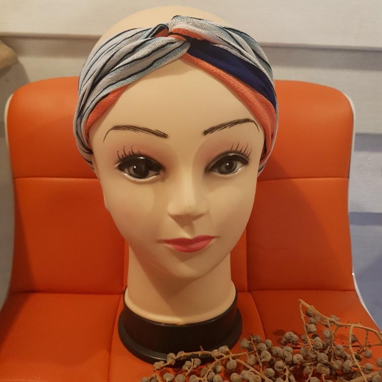 Haarband streep