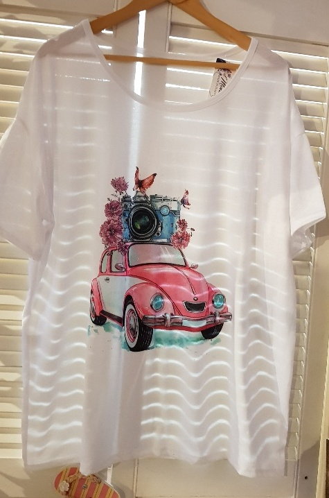 T-shirt kever
